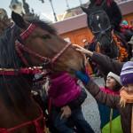 Mikuláš na koni 2015 (6)