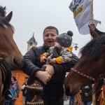 Mikuláš na koni 2015 (7)