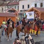 Mikuláš na koni 2015 (8)