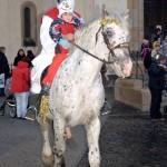 Mikuláš na koni 2015 (9)