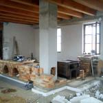 Stavba pece-2014