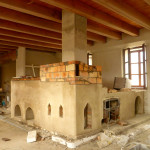 Stavba pece-2015