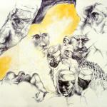 Kresba - studie Lidstvo