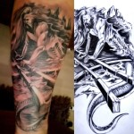 Tetování-návrh