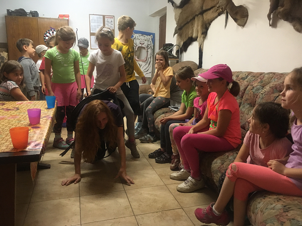 Letní jezdecký tábor 2017 (1)