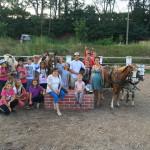 Letní jezdecký tábor 2017 (4)